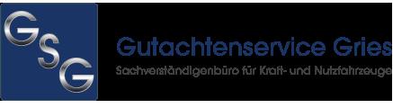 Gutachtenservice Gries - ihr KFZ Sachverständiger in Andernach und Umgebung